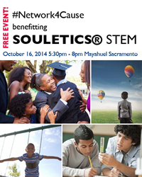 Networking Event to Benefit Sacramento STEM Education Program
