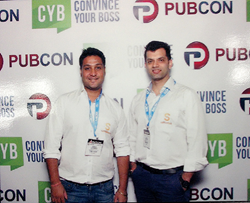 Search Eccentric Team @ Pubcon Las Vegas