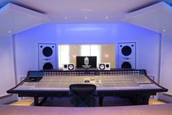 The Church Studios - Control Room B