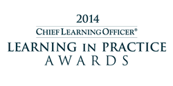 InfoPro Learning Receives Learning In Practice Award for 'Excellence in Vendor Partnership'.