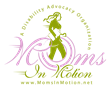 Moms In Motion's Logo