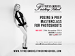 International Fitness Fashion Model Alexandra Wilson Releases New Dates For Posing and Prep Masterclass for Photoshoots