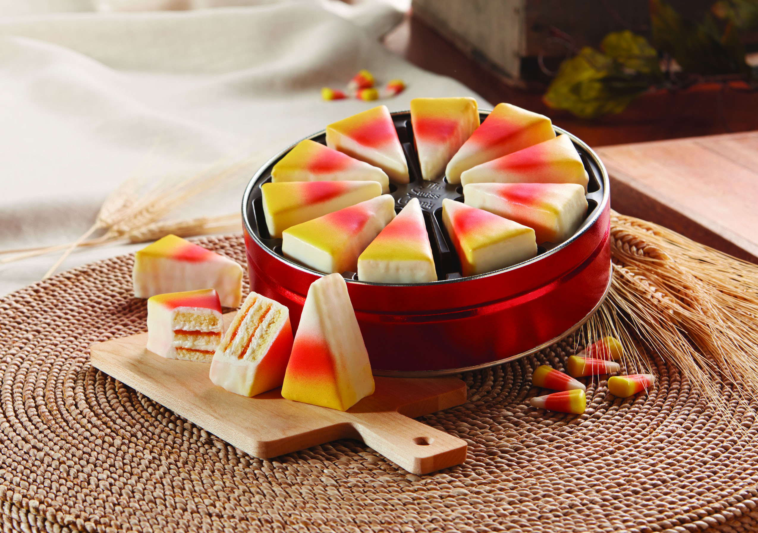 Plan a Halloween Party with Festive Fall Desserts from The Swiss ...