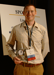 Tim Delaney, MEA-PDC Graduate