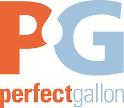 Perfect Gallon logo