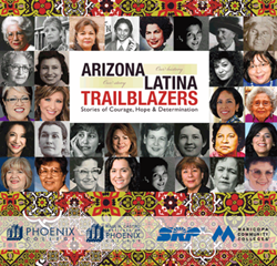 Call for Arizona Latina Trailblazers nominations.