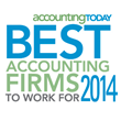 TaxOps Named to Accounting Today's 2014 Best Accounting Firms to Work For