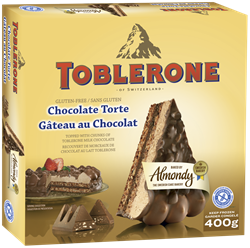 Toblerone Chocolate Torte