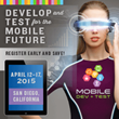 Inaugural Mobile Dev + Test Conference Keynotes Announced