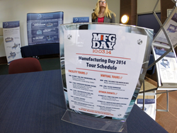 National Manufacturing Day 2014 in Colorado Springs Schedule