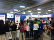 Students at the DMS CNC Routers Booth at the SOCOM Expo 2014