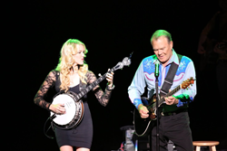 Glen Campbell is one of three honorees for the 2014 Music Has Power awards, a fundraiser to benefit the Institute for Music and Neurologic Function, part of CenterLight Health System.