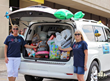 """Dallas-based Park Cities Pet Sitter's """"Stuff-the-SUV"""" Event Brings in $8600 in Donations for Street Dog Rescue Group, Duck Team 6."""
