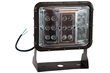 60 Watt Colored LED Wall Pack Light Released by Larson Electronics