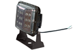 Waterproof LED Wall Pack Light Available in an Optional Color Output