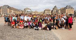 Centenary in Paris