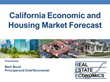 California's Housing Market Trend Shows Price Appreciation Slowing