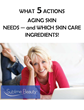 5 Actions and Ingredients Aging Skin Needs to Be Healthy: New Report...