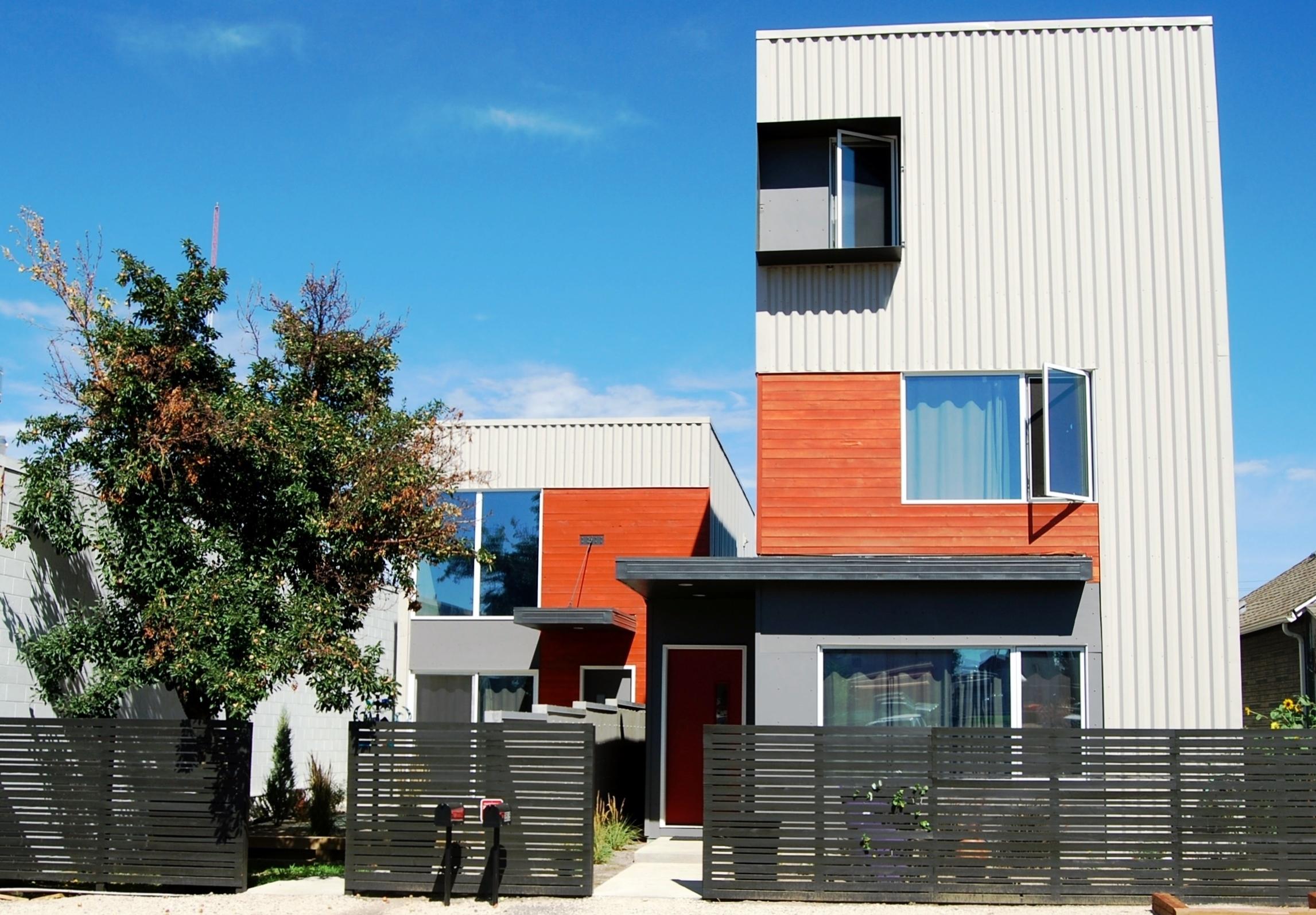 Denver s modern homes open for tour this weekend for Modern homes in denver