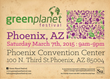 Green Planet Festival Brings the Best in Sustainability & Green-Living to Phoenix, Saturday March 7th
