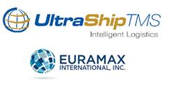 Transportation Management at Euramax powered by UltraShipTMS