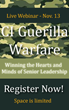 CI Guerilla Warfare: InfoDesk Announces Second Competitive...