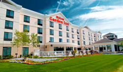 Hilton Garden Inn Anchorage Exterior