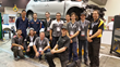 TTi Global Body Shop Director Lawrie Martin Judges the Body Repair Category at The 2014 WorldSkills Australia National Competition