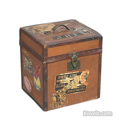 kovel, antiques, collectibles, top 10, top 20, trunk