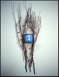 Neuron Interface by Julie Rotblatt-Amrany