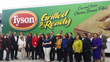 LULAC and Tyson Foods Partner to Donate a Truckload of Protein to The Food Bank for New York City