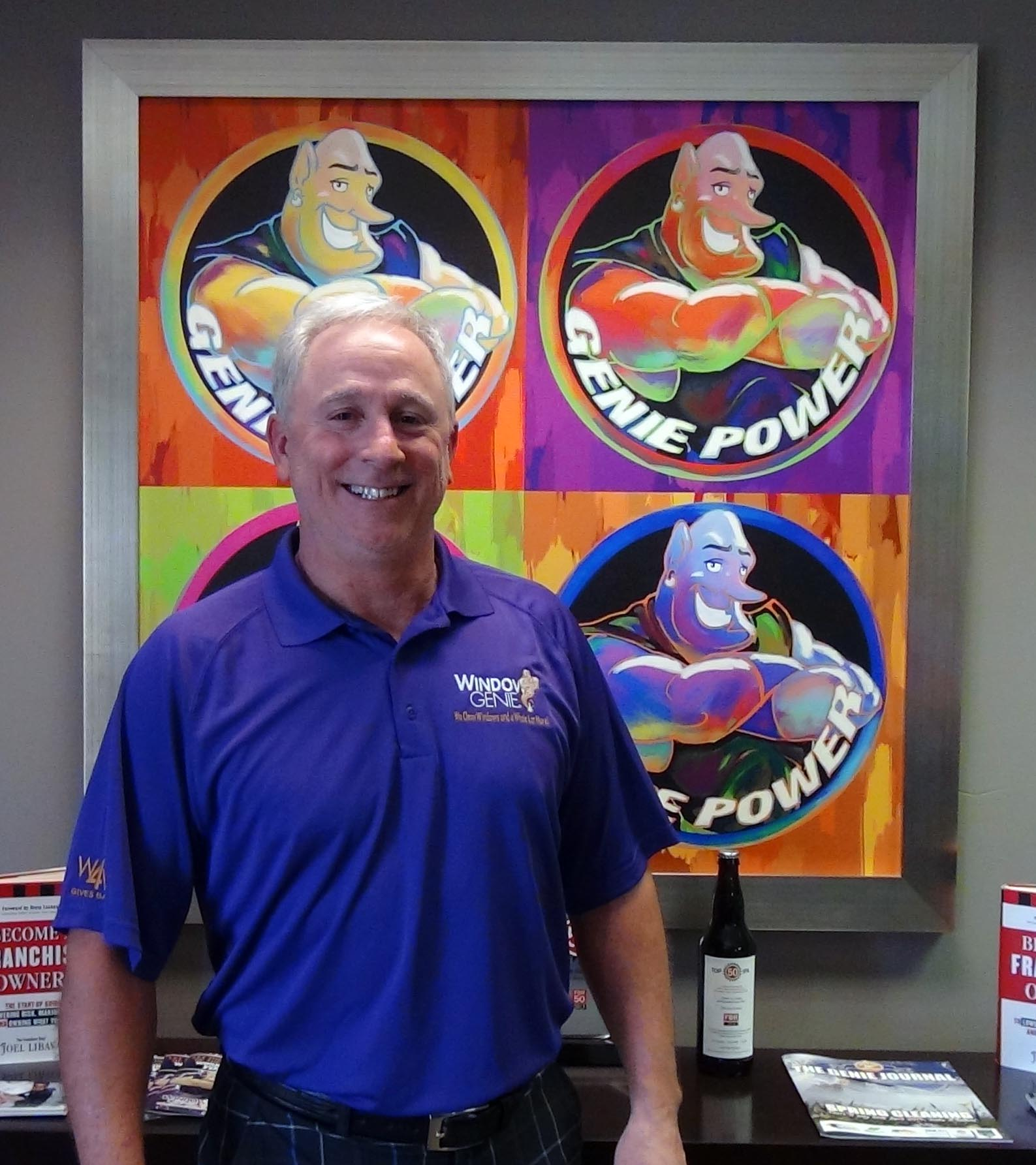 Local Veteran Opens Window Genie Franchise In Myrtle Beach
