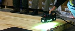 Handheld Mako UV Floor Cure Machine