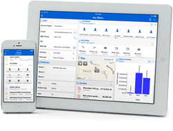 Resco Mobile CRM client for Microsoft Dynamics CRM
