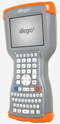 New Allegro 2 rugged handheld computer from Juniper Systems