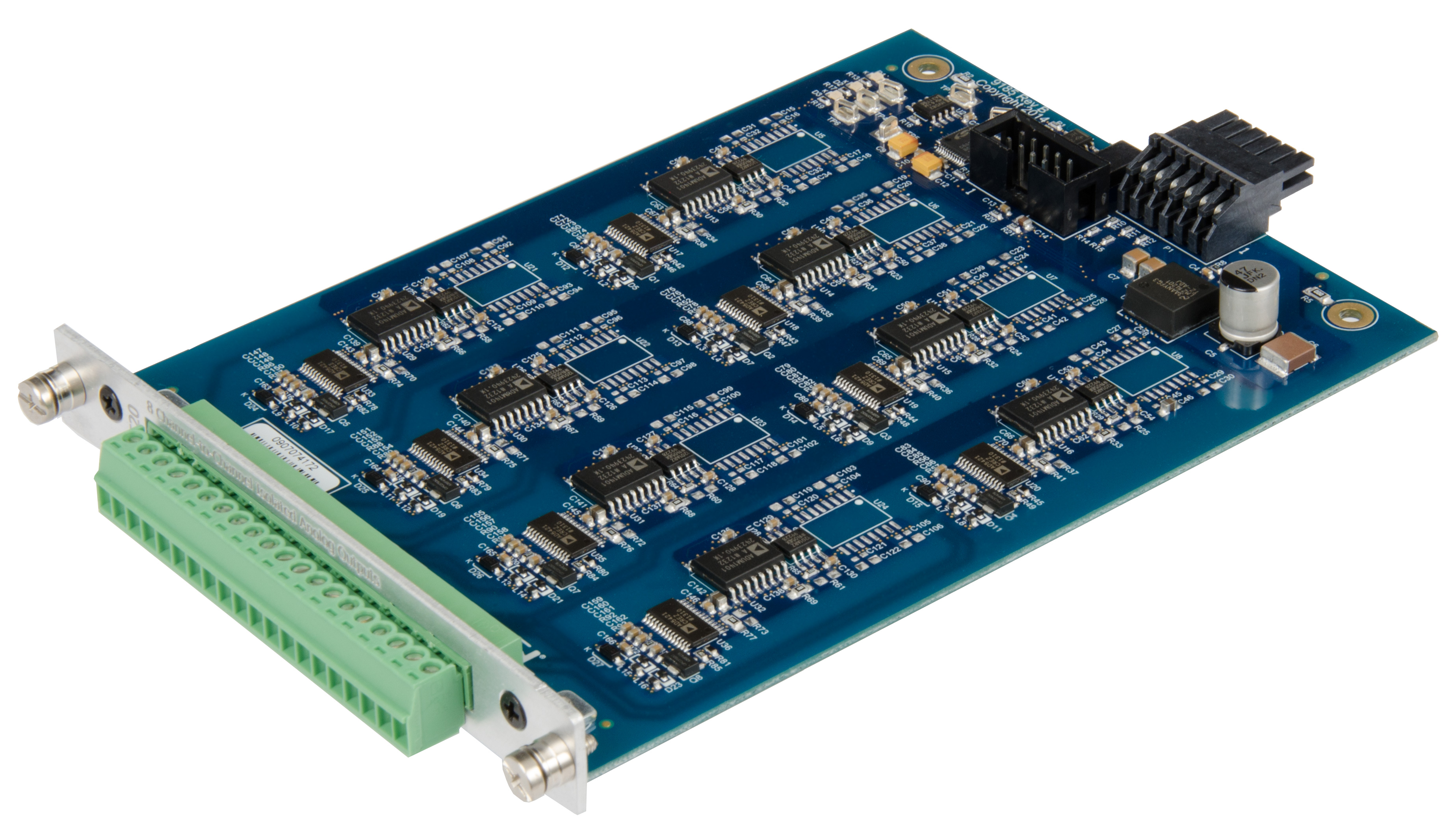 Dpi Usb Eight Channel Relay Controller