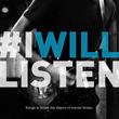 #IWILLLISTEN Aims To Break The Stigma Of Mental Illness With Music