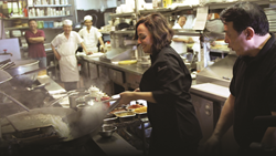 Celebrity Chef Christine Cushing learns new Chinese cuisine in series Confucius Was A Foodie!