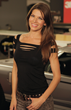 "Adrienne Janic ""AJ"", of Overhaulin', Makes Appearance at OPGI's SEMA..."