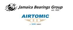 JBG and Airtomic Logos