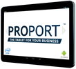 KioWare Uses PROPORT Tablet for Demos at Kiosk London Expo
