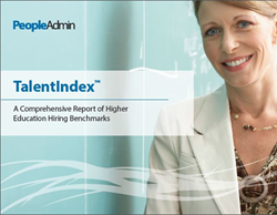 2014 Talent management and recruiting benchmark report