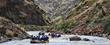 Rafting the Royal Gorge of the Arkansas River.