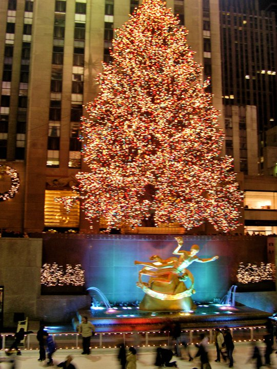 Nyc Christmas Vacation Packages