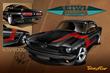 Kiwi Customs KSV9000 Mustang