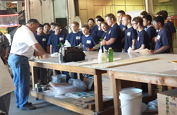 ISA's Sign Manufacturing Day Draws Record Number of Participants