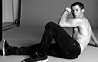 Shirtless Nick Jonas In Robin's Jean For Flaunt Magazine