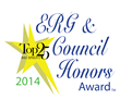 2014 ERG & Council Honors Award Logo
