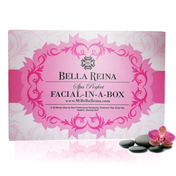 Bella Reina-Spa Perfect-Facial-In-A-Box