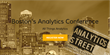 @AnalyticsWeek's Take on Building an Effective Data Analytics Conference